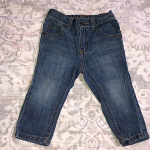 Crazy 8 Baby//Toddler Boy Rocker Jeans Grey NWT!
